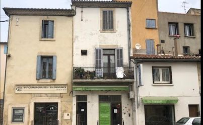 Local / Bureau  SAINT-GILLES (30800) 80 m2 157 500 €
