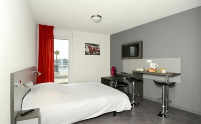 Appartement SAINT-JEAN-DE-VEDAS (34430) 20 m2 637 €