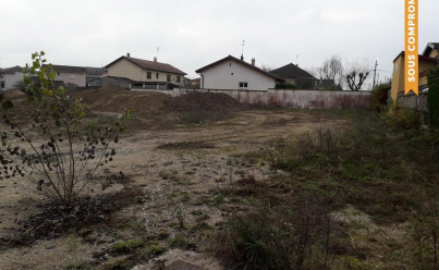 Ground VILLARS-LES-DOMBES (01330) 0 m2 100 000 €
