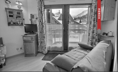 Appartement LES CONTAMINES-MONTJOIE (74170) 22 m2 82 000 €