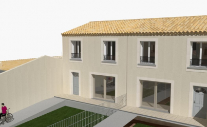 Programme Neuf LES ANGLES (30133) 86 m2 312 062 €