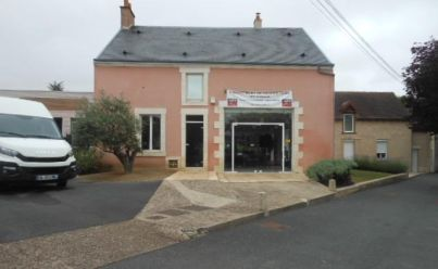 Immeuble CHATEAUROUX (36000) 408 m2 371 000 €