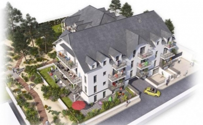 Appartement LA BAULE-ESCOUBLAC (44500) 62 m2 465 000 €