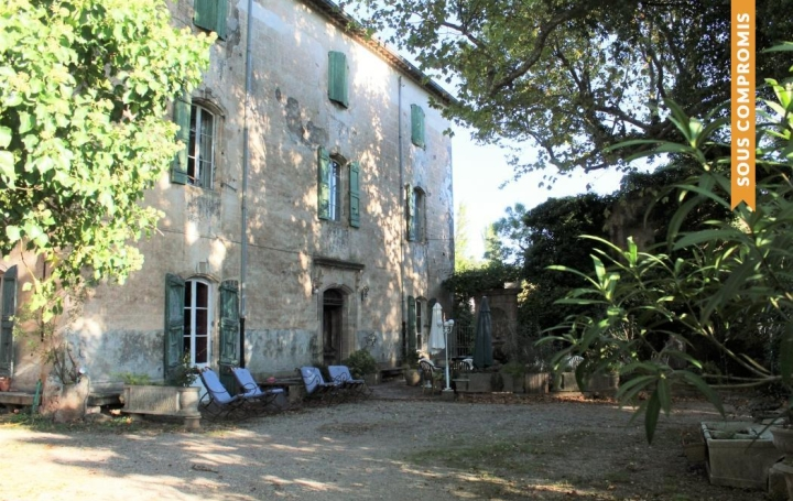 Domaine CLERMONT-L'HERAULT (34800)  367 m2 840 000 €