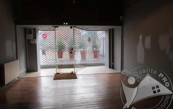Local commercial AGEN (47000)  85 m2 51 000 €