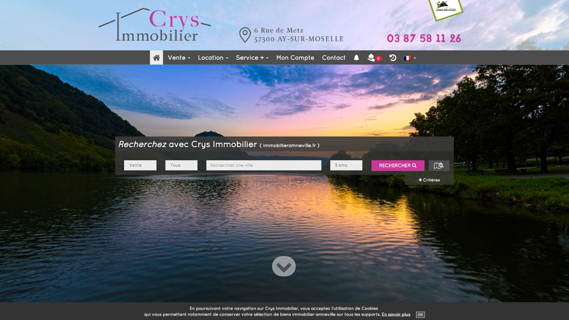 CRYS IMMOBILIER